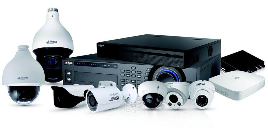 Dahua-IP Videoüberwachung