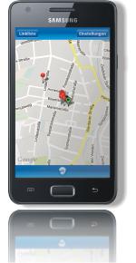 GPS Trackportal für Personen und Fahrzeuge GPS-Ortung Tracking