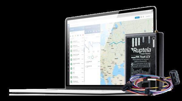 GPS-Tracker für PKWs Flottenmanagement Schweiz