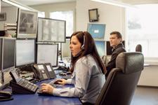 Alarmzentrale Alarmempfangszentrale Certas
