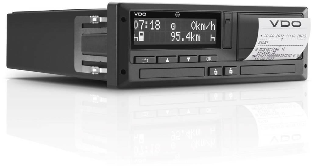 Fahrtenschreiber-Lösung Smart-tachograph-VDO