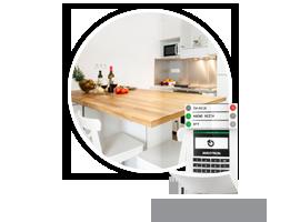 Alarmsysteme für Wohnungen