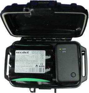 GPS-Ortungssysteme Box mit Akku