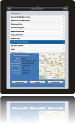 GPS-Ortungssysteme App