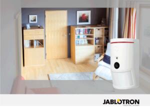 Jablotron Bewegungsmelder mit Farbkamera