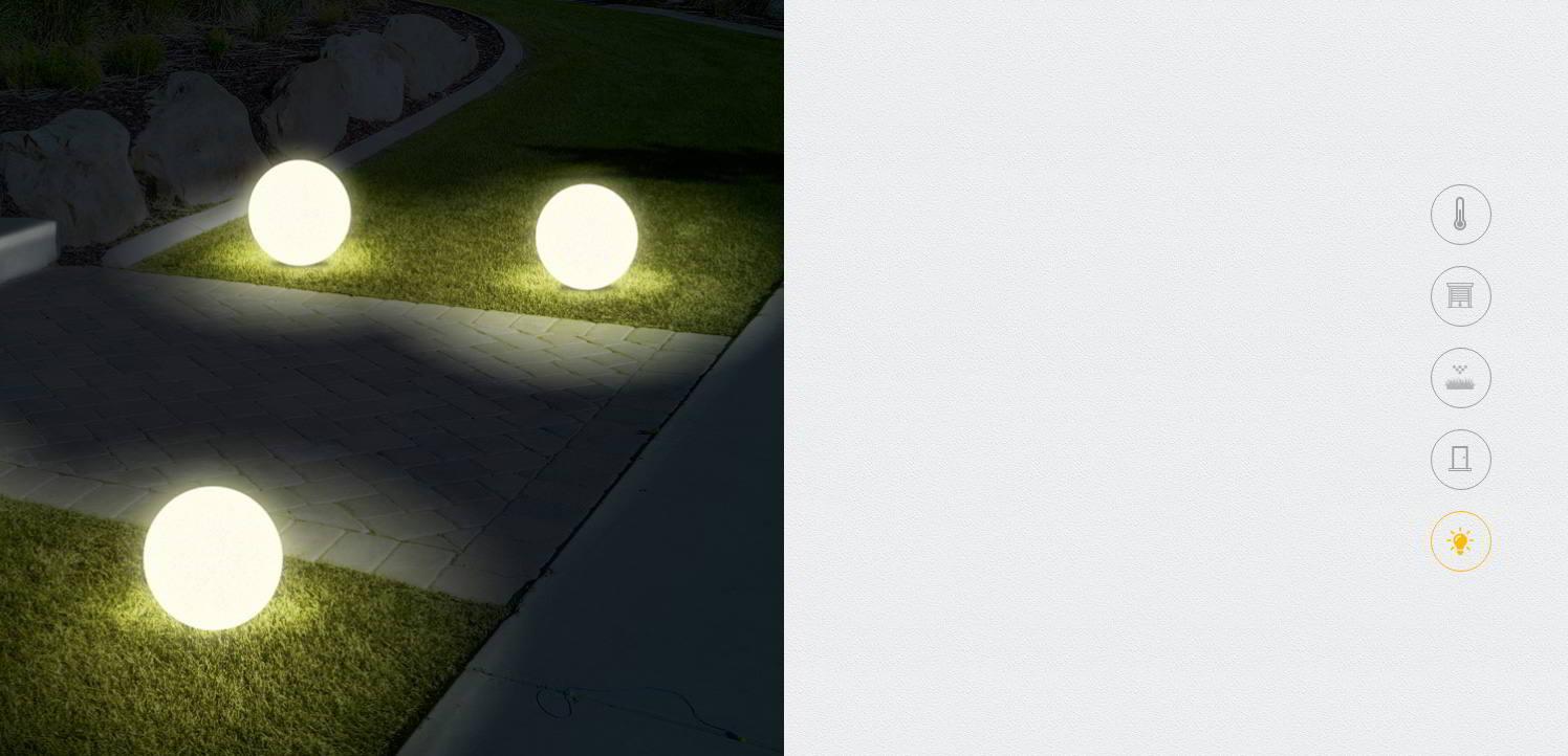 Beleuchtungsteuerung JABLOTRON 100