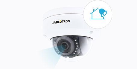 Alarm IP-Kamera