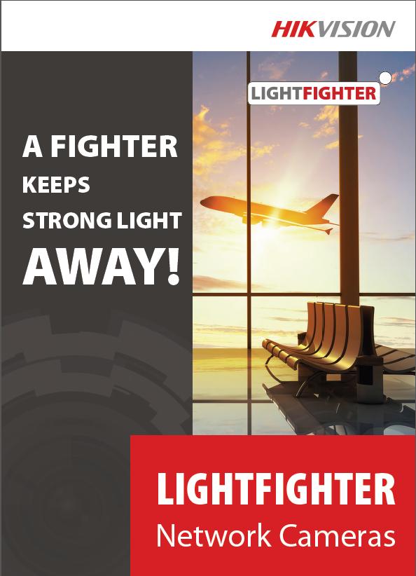 HIKVISION LightFighter IP-Kamera Videoüberwachung