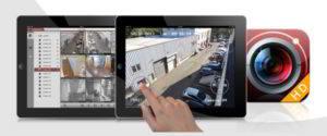 Videoüberwachung IP – Analog & Funk Weltweite Fernüberwachung