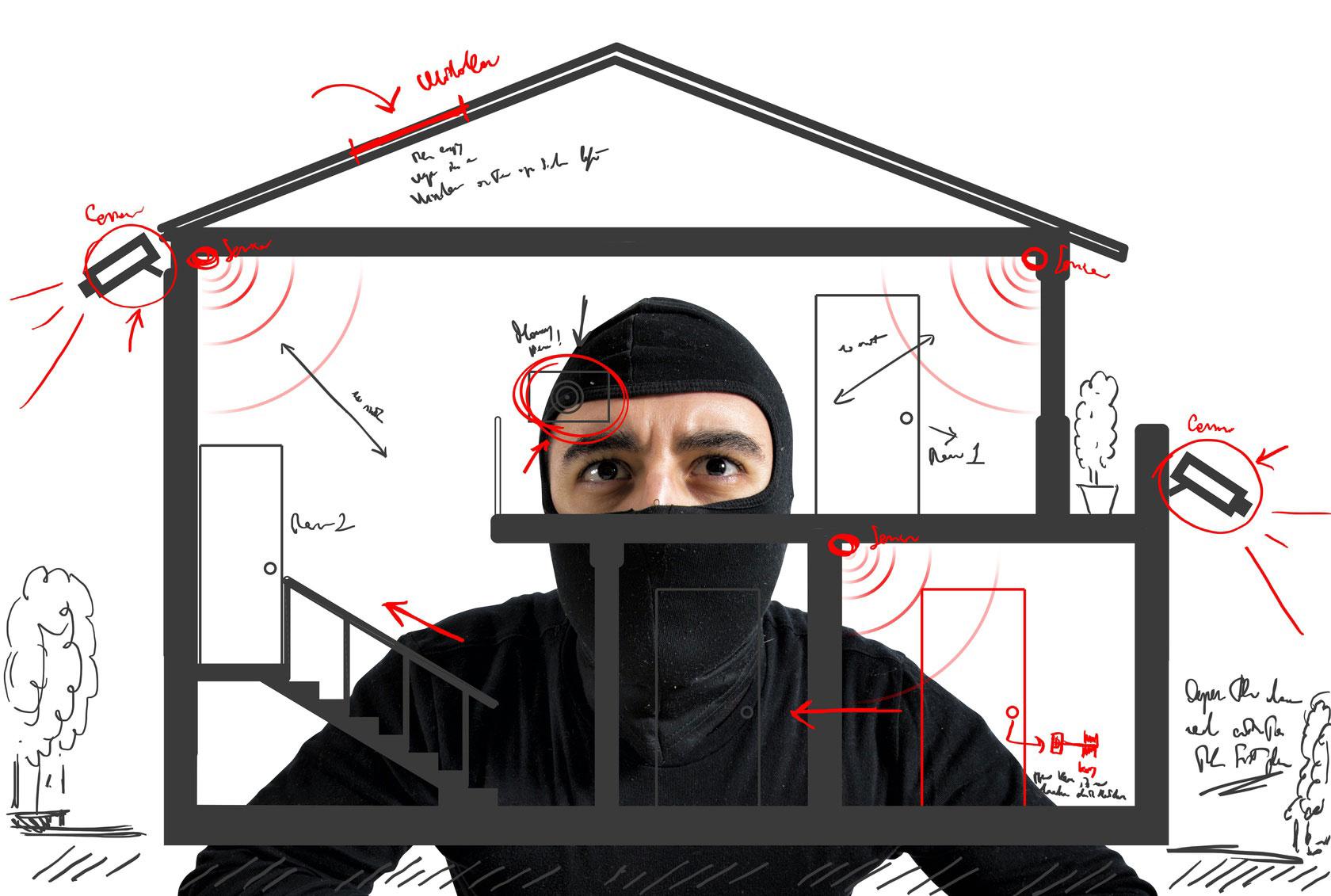 Alarmanlagen Sicherheit Beratung Kostenlos, kompetent und unverbindlich vor Ort durch FocusControl